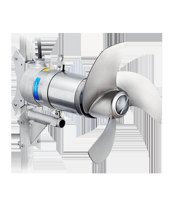 Xylem Adaptive mixers